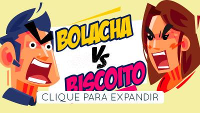 Bolacha ou Biscoito?
